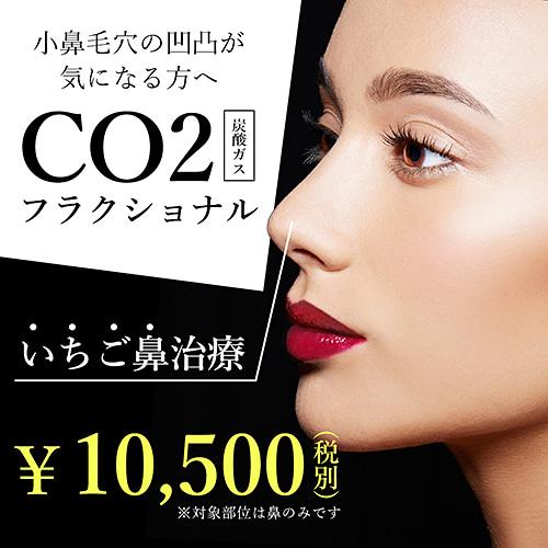 CO2フラクショナル